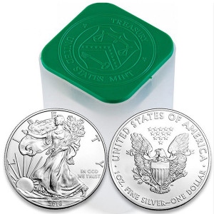 2016 1 oz. American Silver Eagle (Single Coin)