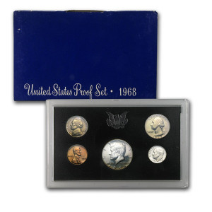 1968 U.S. Proof Set