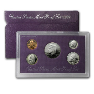 1992 U.S. Proof Set
