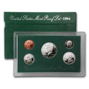 1994 U.S. Proof Set