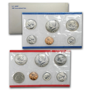 quick view us mint set