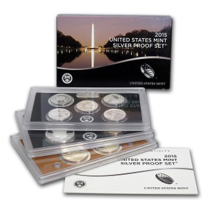 2015 Silver Proof Set