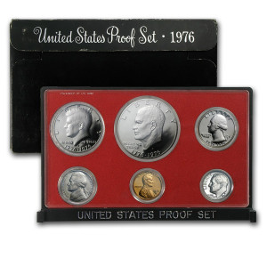 1976 U.S. Proof Set - 6 pc