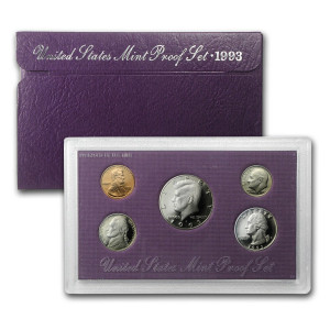 1993 U.S. Proof Set