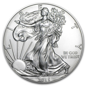 2015 Silver Eagle - Brilliant Uncirculated