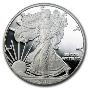 2011-W American Silver Eagle - Proof